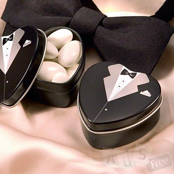 Изготовление свадебных бонбоньерок