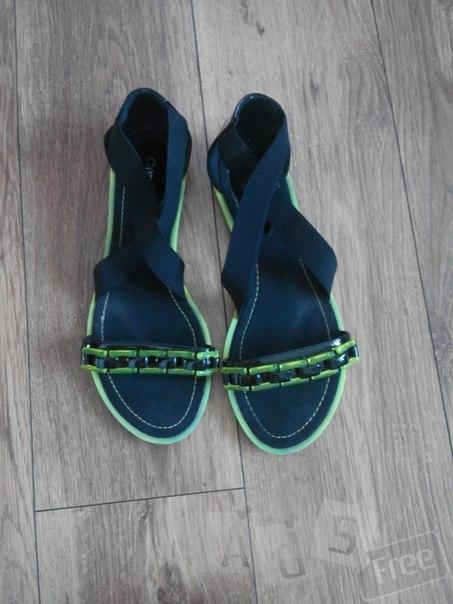 Летние сандалики)