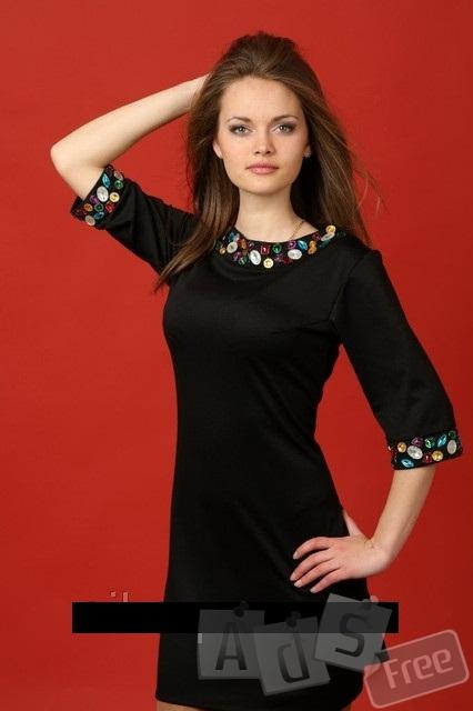 Платье Самоцветы