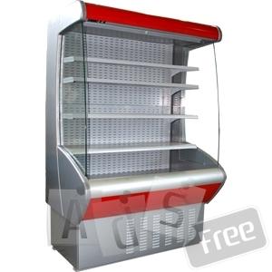 Вертикальная холодильная витрина