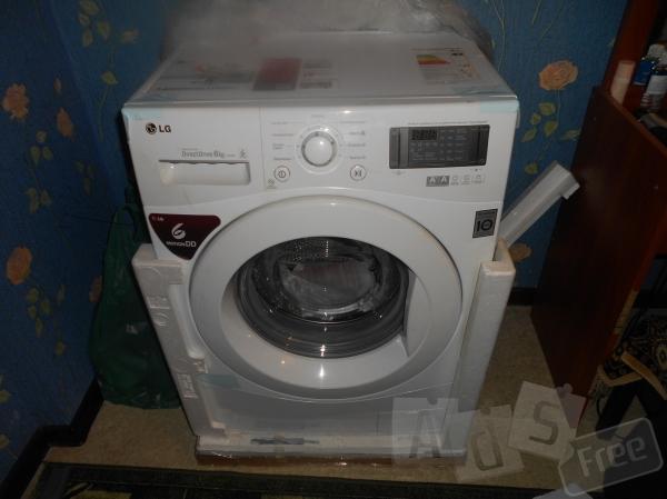 Продам стиральную машинку-автомат LG на