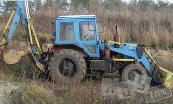 Тракторные работы.