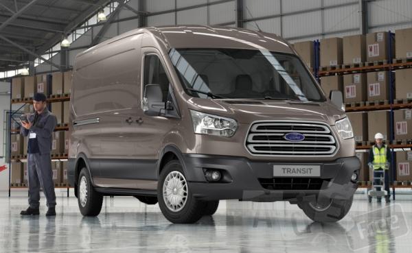 Ford Transit-aвтозапчасти новые