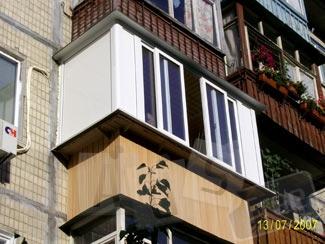Раздвижные балконные системы
