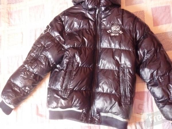 куртка пидлиткова,зимова