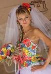Химчистка свадебного платья, выведения пятен.