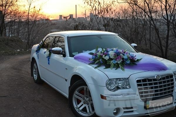 Аренда  Chrysler 300C - свадебное авто