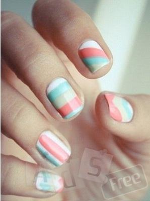 Весь комплекс для красивых ногтей