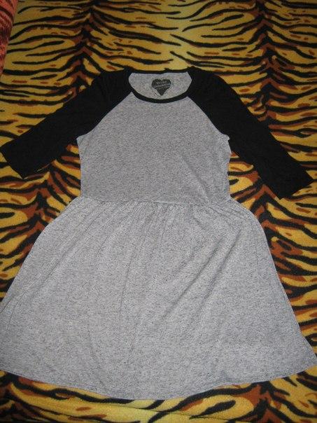 милашное платье-туника