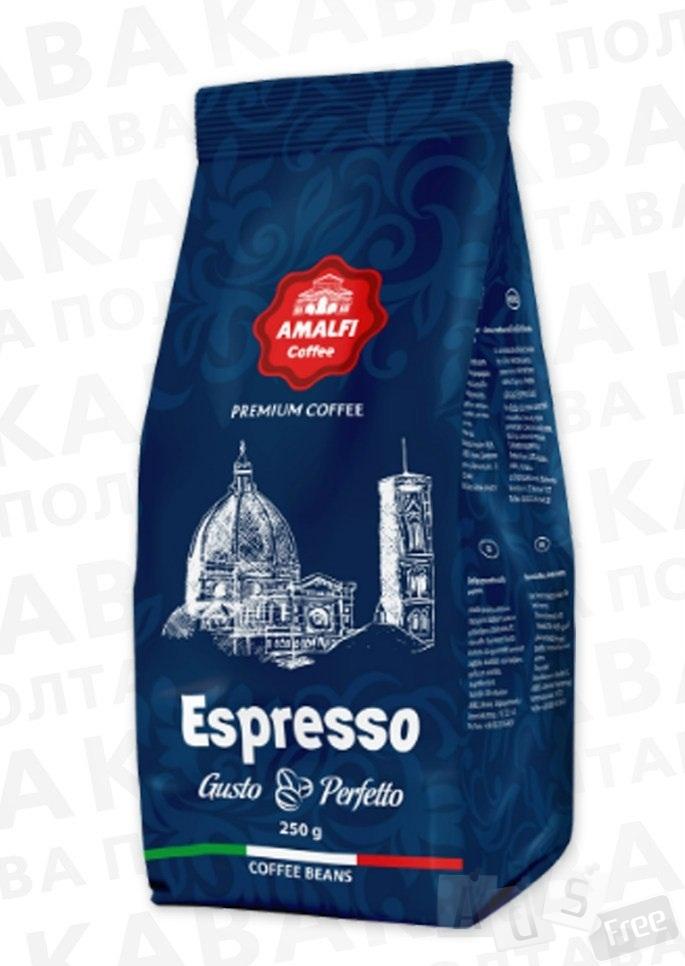 Кава Espresso gusto Perfetto (Amalfi Coffee)