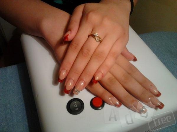 Маникюр, наращивание и покрытие ногтей биогелем