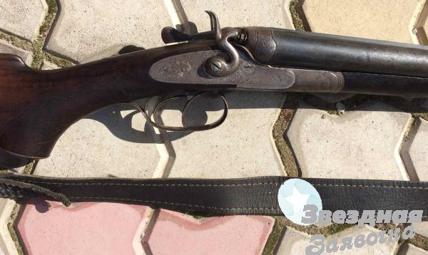 Продам або обміняю на Б/В іномарку мисливську рушницю Zauer 16 калібру