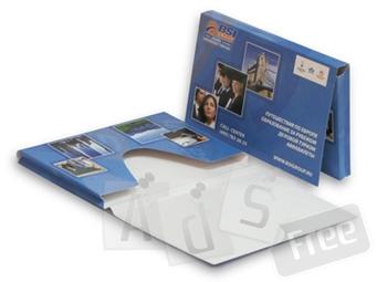 Фірмові туристичні конверти