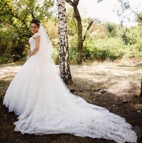 свадебное платье Rozy Catalina (Италия)