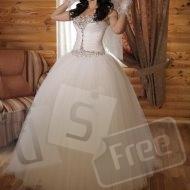 Свадебное платя