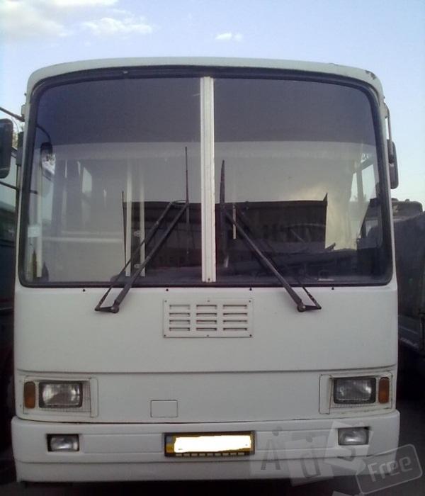 ЛАЗ А1414 2000 г. выпуска, двигатель МАЗ