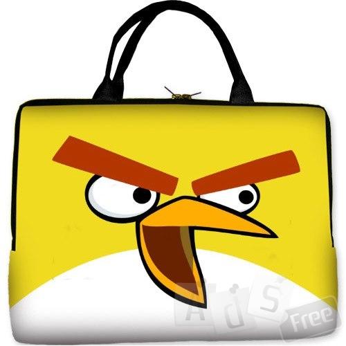 Новая сумка для ноутбука Angry Birds