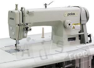 Промышленная швейная машина с игольным продвижением Protex