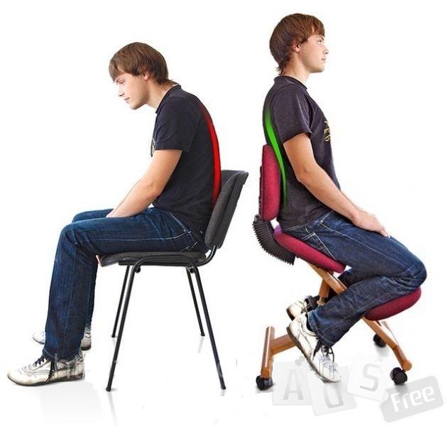 Ортопедический стул - корректор