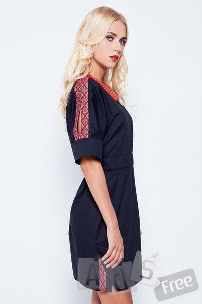 Патриотическое платье