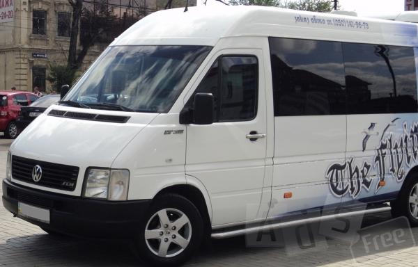 Аренда микроавтобусов в Киеве и области.
