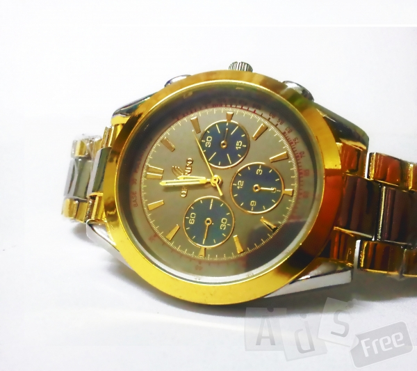 Мужские наручные Часы Orlando.Black Gold