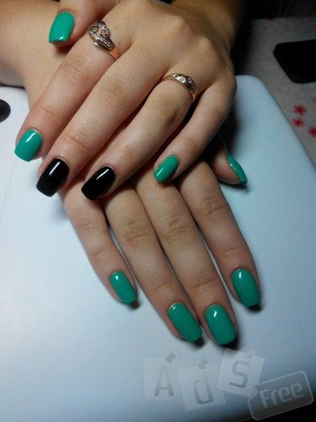 Наращивание ногтей, художественная роспись, покрытие гель-лаком