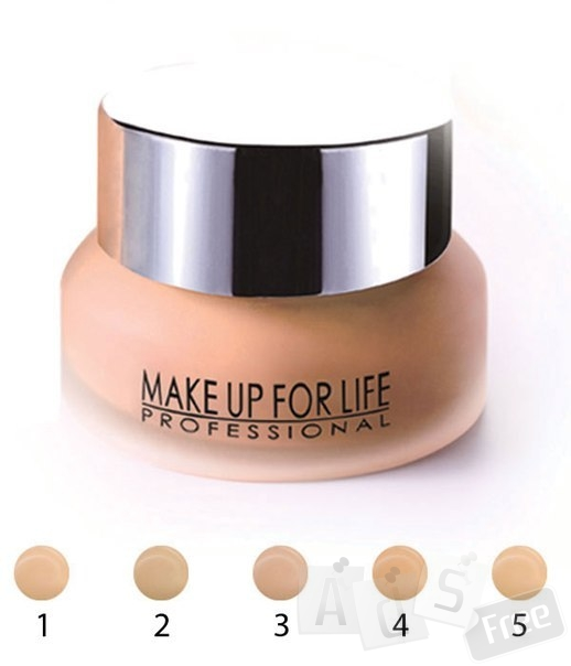 Мусс-основа (Mousse foundation)