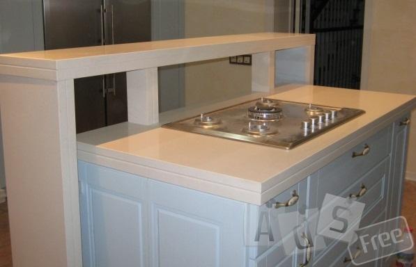 Столешницы для кухни из кварцита