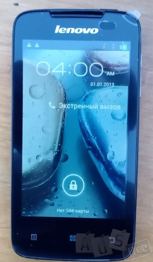 смартфон A390