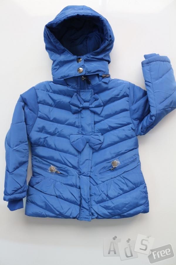 Детская утепленная курточка