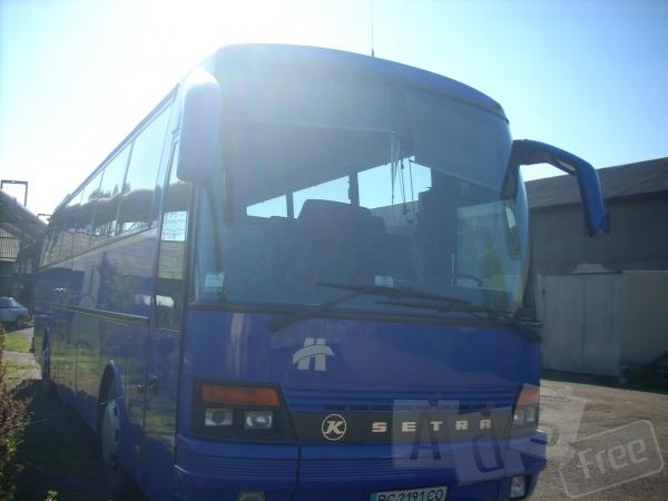Автобус Сетра 215  рік випуску 1996