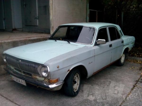 Продам волгу ГАЗ-2410