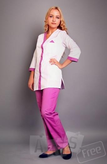 Медицинский костюм новый женский