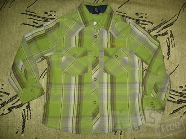 Рубашка Next р.104см, хлопок