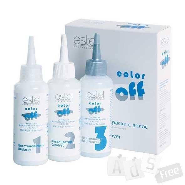 Эмульсия для удаления красок с волос