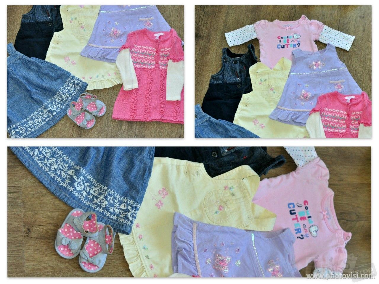 Комплект детской одежды