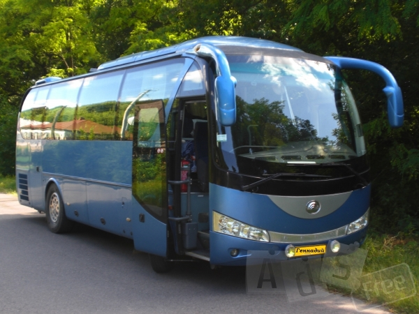 Автобус под заказ Днепропетровск-Карпаты