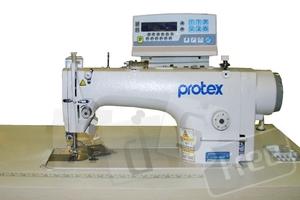 Электронная промышленная швейная машина