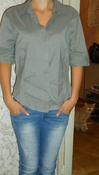 Рубашка ZARA новая.