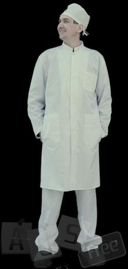 Медицинский халат новый мужской