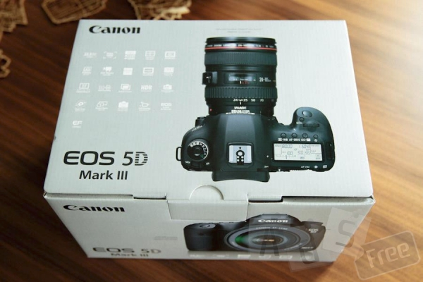 Canon eos 5d mark iii + kits