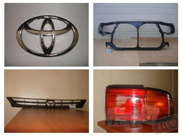 Запчасти на Toyota Camry 92-96