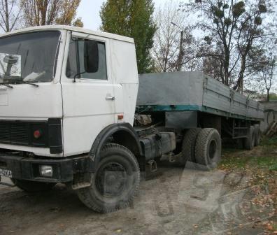 Длинномер Маз  - 12 м