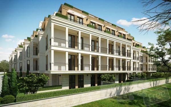 Двухкомнатный апартамент Болгария Варна