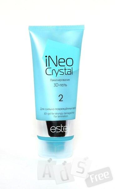 гель iNeo-Crystal для поврежденых волос
