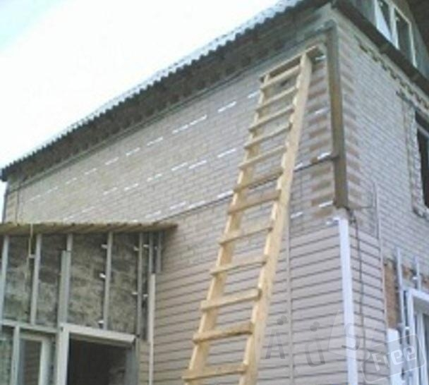 Стяжка домов