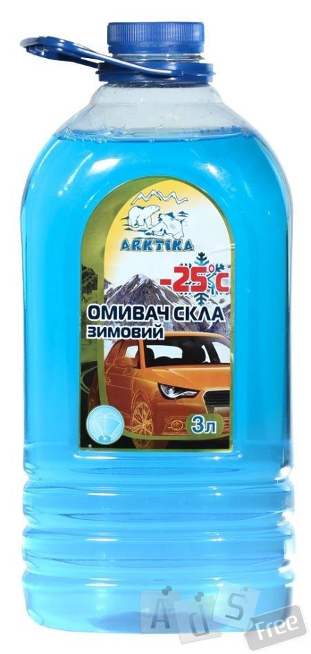 Незамерзайка, омыватель стекол Arktika-25