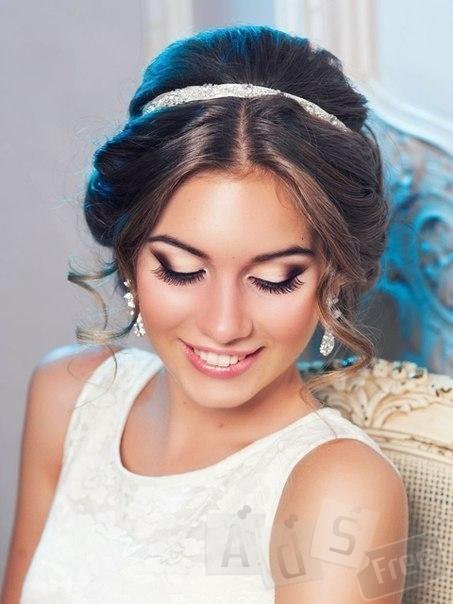 Вечерние ,свадебные ,праздничные макияжи