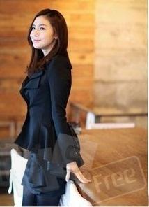 Черный новый пиджак